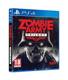 Zombie Army Trilogy - PS4 - Playstation 4: http://pusabase.com/blog/2015/02/28/playstation-4-game-releases-march-2015/  #PS4 #Playstation4 #Games #Gaming #Videogames