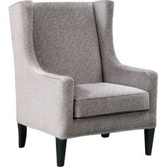 Add an air of charm to your indoors with this Madison Park Colette Chair. It evokes a contemporary inspired theme that can suit a number of home decor sty...