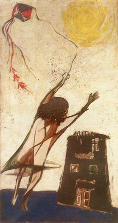 arte 1960 - The Kite