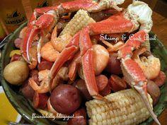 Fleur de Lolly: Shrimp & Crab Boil
