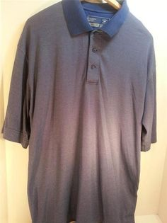 Mens L Cutter & Buck Dry Tec Golf Polo Very Soft and Comfortable