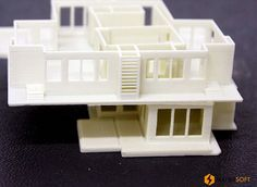 Mahersoft | 3D Printing in Architecture