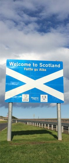 Welcome to Scotland                                                                                                                                                                                 More