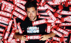 I Want My Nerd HQ 2014 | Indiegogo. Please donate $5 if you can! Zachary Levi needs our help to raise funds so he can make Nerd HQ happen this year. They run all kinds of great panels and events the same weekend as SDCC. We only have 15% of funds raised - please help!! He did an amazing panel with Matt, Jenna, and Moffat last year - let's make it happen again!