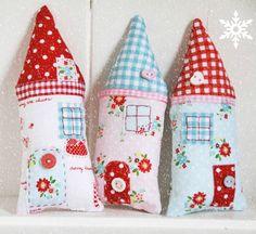 little cottage houses - Helen Philipps blog