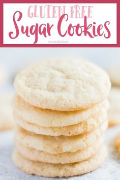 Sugar cookies are a sweet addition to any holiday or occasion. Find the best sugar cookie recipes, including easy sugar cookies, frosting and icing recipes, plus more ideas. Old Fashioned Sugar Cookies, Amish Sugar Cookies, Gluten Free Sugar Cookies, Best Sugar Cookie Recipe, Best Sugar Cookies, Yummy Cookies, Cookie Recipes, Spritz Cookies, Puddings