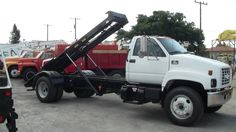 small roll off trucks - best used small truck Check more at http://besthostingg.com/small-roll-off-trucks-best-used-small-truck/