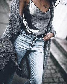 Rock 'n' Roll Style ☆ mowoblog #metallic