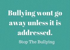 Learn the signs of your child being bullied and how to stop it.