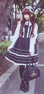Angelic Nostalgia: The Perfect Fake Lolita
