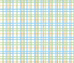 Ginnie in Plaid fabric by imogene_froward on Spoonflower - custom fabric