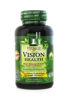 Nature's Happiness - Emerald Labs Vision Health Formula, 60ct, $29.96 (http://www.natureshappiness.com/emerald-labs-vision-health-formula-60ct/)