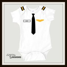 Hey, I found this really awesome Etsy listing at https://www.etsy.com/listing/248297875/personalized-baby-pilot-costume