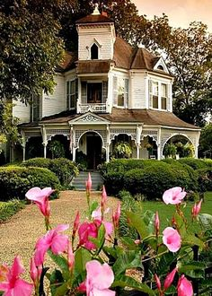 The Hunter House, Madison, GA