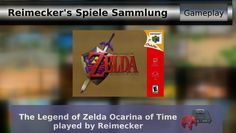 Gameplay : The Legend of Zelda Ocarina of Time [Nintendo 64]