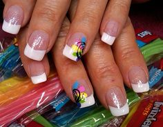candy chris by aliciarock from Nail Art Gallery