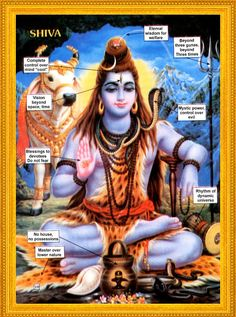 HINDUISM THOUGHTS: Significance of Hindu Deities (Symbolism)...so, myth or truth?..i say truth!