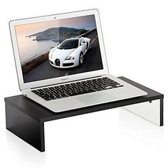7 inch white 1 tier monitor stand computer monitor riser with keyboard storage space dt104201ww monitor mounts & standsproduct descriptionthe fitueyes monitor stand system with multi- colors adjusts monitor height to an optimal viewing angle to help to reduce eye and neck strain. This sleek monitor stand also expands usable desk space by allowing storage underneath the platform. Product featuresaccommodates monitors, laptops, printers, and fax machines. [approx. Dimension: 16. 7*9. 3*3. 9in…