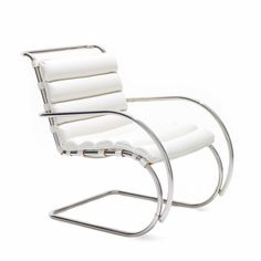 MR Lounge chair, 1927,designed by Ludwig Mies van der Rohe german-american architect-designer