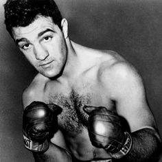 Rocky Marciano- The undefeated heavyweight champ