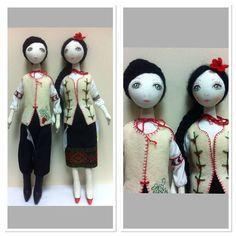 Национальный молдавский костюм.могу выполнить в любых других национальных костюмах .высота 38см цена за пару 3500 руб. Плюс почтовые расходы.#национальныеплатья #национальныйкостюм #национальноеплатье #кукла #своимируками