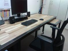 7 best slatepro personal techdesk images desk bamboo desk space