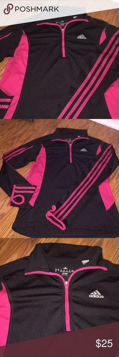 Adidas climalite top, shirt In excellent condition. Only worn couple of times adidas Tops