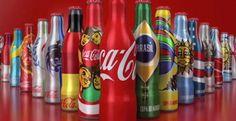 Coca-Cola : Une bouteille connectée pour la Coupe du Monde de football | meltyFood