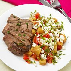 These easy dinner recipes are rich in nutrients but low in calories. #easy #dinner #recipes