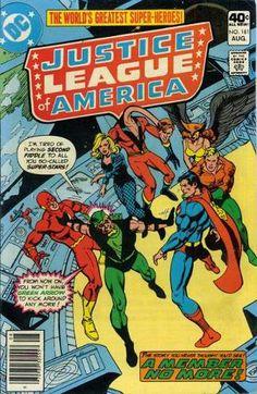 Justice League of America #181 (1980)