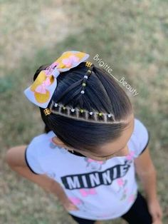The Effective Pictures We Offer You About toddler hairstyles girl hairdos A quality picture can tell Girls Hairdos, Cute Little Girl Hairstyles, Baby Girl Hairstyles, Princess Hairstyles, Baddie Hairstyles, Girls Braids, Prom Hairstyles, Easy Toddler Hairstyles, Kids Braided Hairstyles