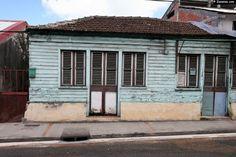 Vieille case créole. Trinité - Martinique