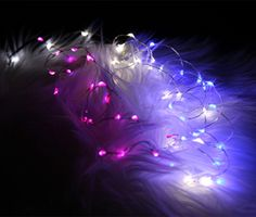 Fantasia Fairy Lights White-20 LEDs