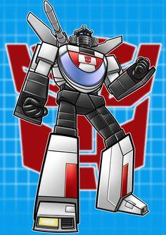transformers g1   Wheeljack Transformers Series by Thuddleston