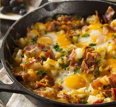 Bacon Hash Recipe