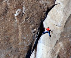 Two Men Just Made History By Free-Climbing 3000ft Up The Hardest Route In The World
