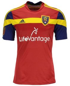 adidas Men's Real Salt Lake Replica Jersey