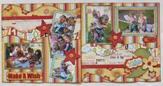 Designed by Debbie Budge using Abbie Road, Celebrate, Tiny Accents