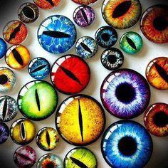Alargadores - Olhos