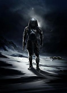 another predator Alien Vs Predator, Predator Cosplay, Wolf Predator, Predator Movie, Predator Alien, Predator Hunting, Aliens Movie, Alien Races, Alien Art