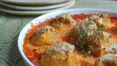 Gnocchi di Zucca - Courtesy of the Organic Tuscany Cooking School