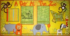storks delivery cricut cartridge | ... Day At The Zoo -- 12x12 Layout, Stork's Delivery Cricut Cartridge