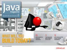 Java Magazine - September/October 2014 - Front Cover
