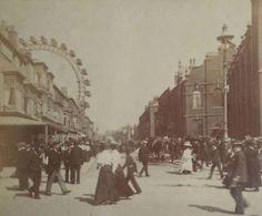 1800's Blackpool.