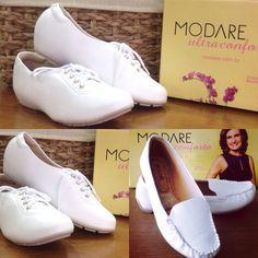 Sapatos Modare conforto