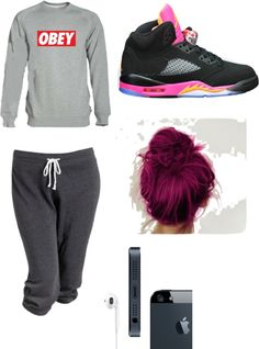 """""""Jogging around Central Park"""" by eeshalovexox ❤ liked on Polyvore"""