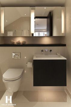 It doesn't matter whether you have a big home or a small home. Your bathroom is one of the rooms you should invest in as many luxurious fixtures and amenities as you can. Why A Bathroom is Worth Going… Shower Room, Bathroom Design, House Bathroom, Home, Small Bathroom, Tile Bathroom, Stylish Bathroom, Bathroom Decor, Home Remodeling