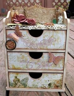 altered drawers