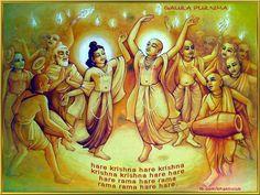 """""""Chant Hare Krishna!"""""""