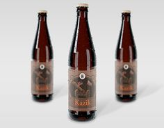 I created 2 labels for BroWarka brewery. This project it's not finished yet, so couple more labels will show up in future. Beer Labels, Working On Myself, Brewery, New Work, Behance, Drinks, Bottle, Gallery, Illustration